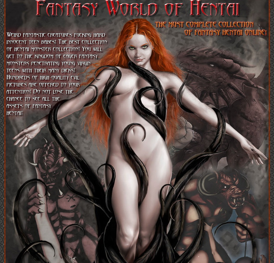 Fantasy World of Hentai