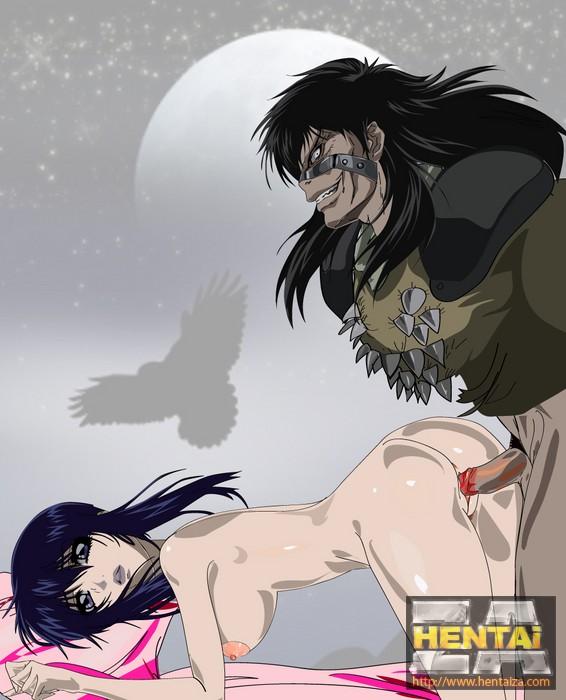 Ass for Basilisk samurais!