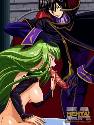 Code Geass xxx - Hentai ZA