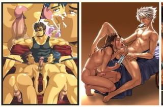 gay anime-Clip001